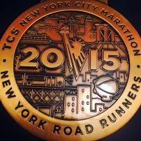 New York Marathon 2015