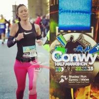 Conwy Half 2015